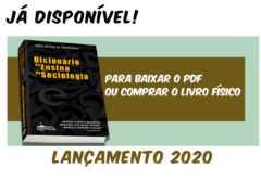 """Disponível o """"Dicionário do Ensino de Sociologia"""""""