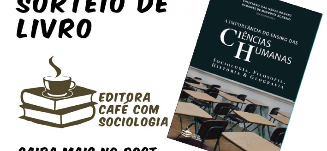 [já realizado] Sorteio de livro: A importância do ensino das Ciências Humanas