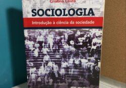 Mapas mentais de Sociologia:  Livro didático de Cristina Costa