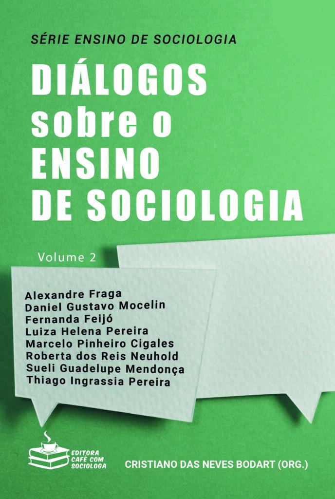 Diálogos sobre o ensino de Sociologia, vol. 2