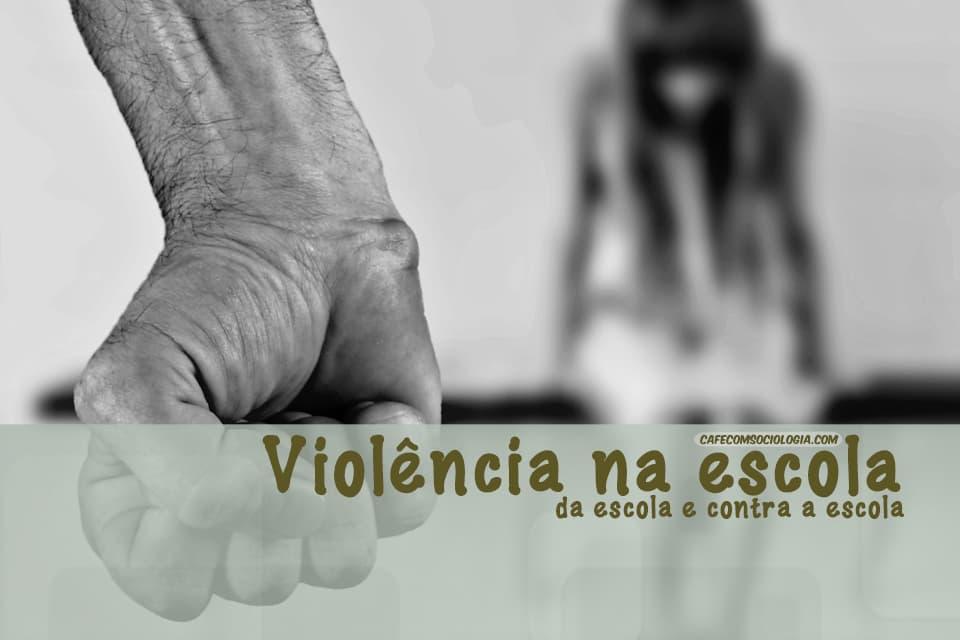 violência da escola